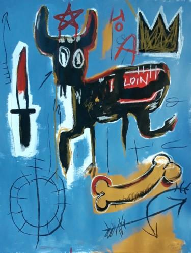 Loin d'après Basquiat