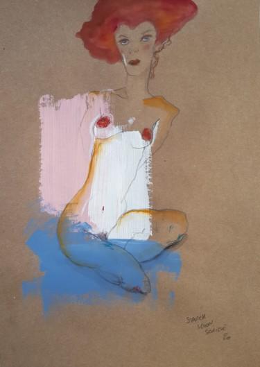 Étude Schiele 5 #artistsupportpledge